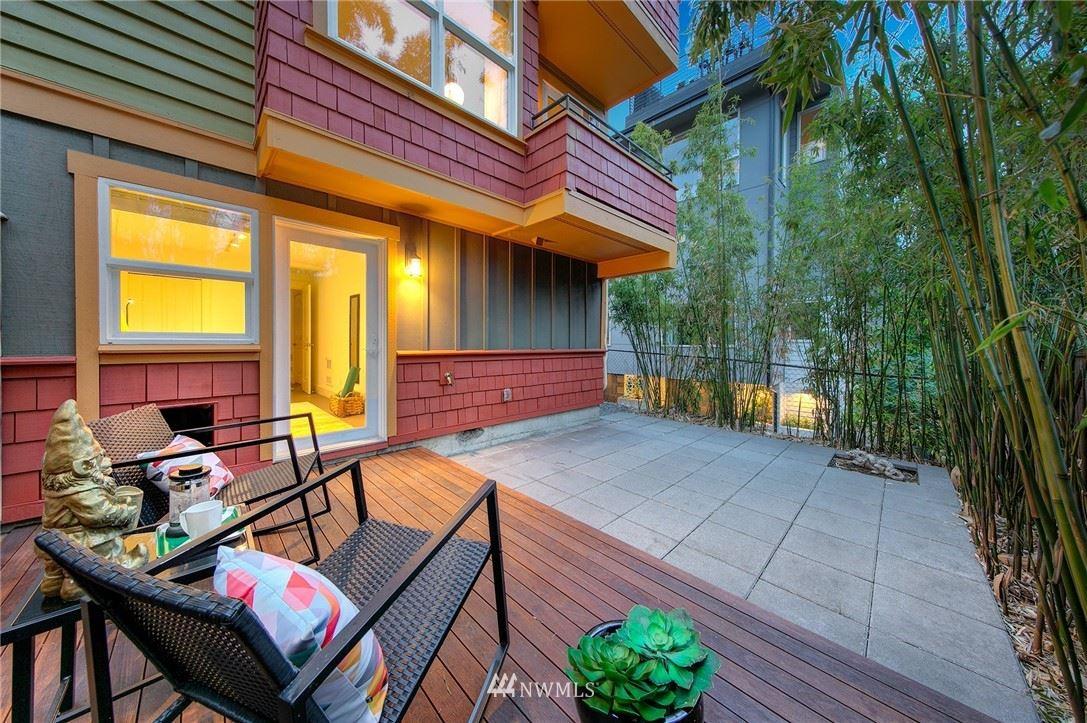 Photo of 3629 Evanston Avenue N #A, Seattle, WA 98103 (MLS # 1788806)