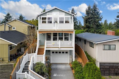 Photo of 8809 27th Avenue NW, Seattle, WA 98117 (MLS # 1682810)