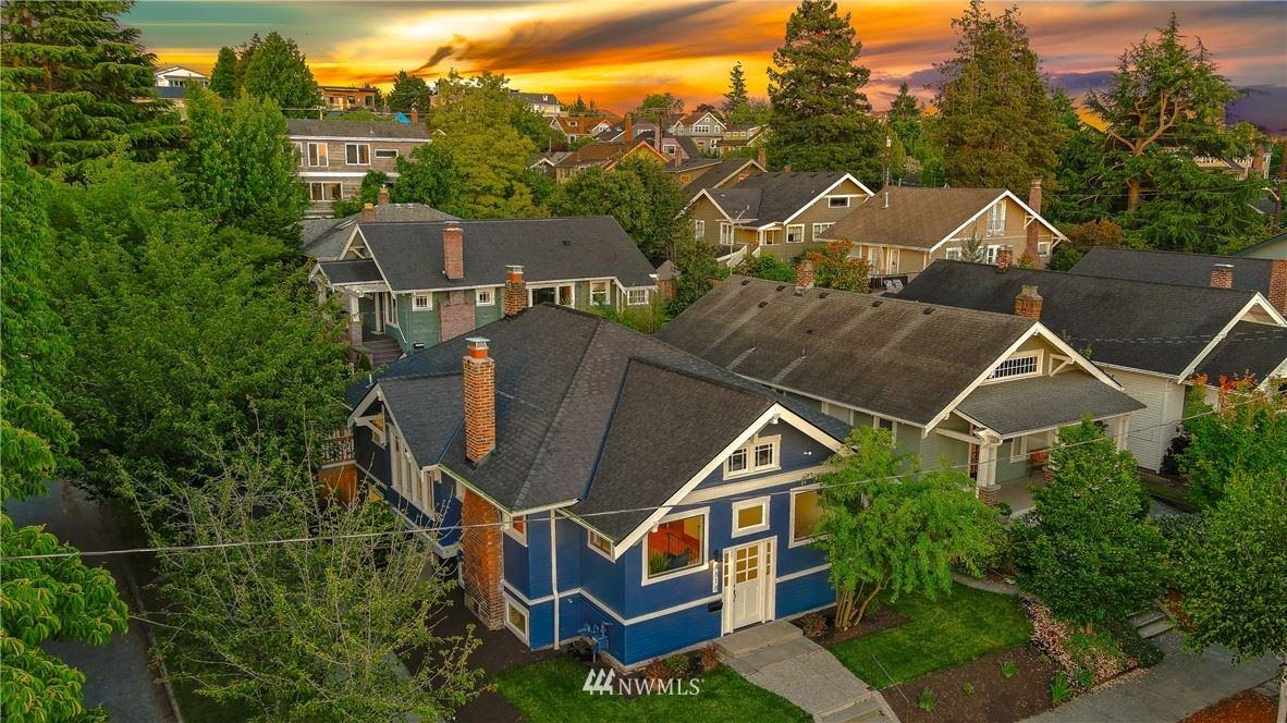 Photo of 4818 1st Avenue NW, Seattle, WA 98107 (MLS # 1792811)
