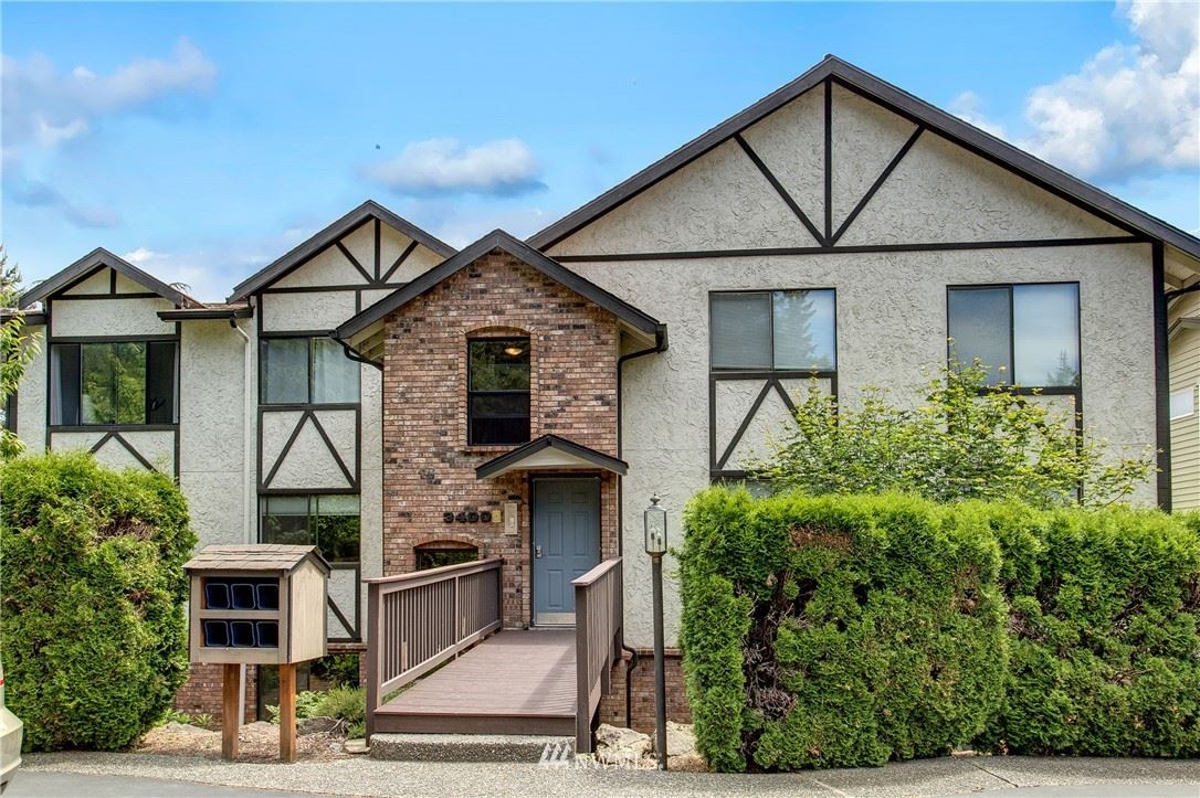 Photo of 3400 161st Court SE #1, Bellevue, WA 98008 (MLS # 1787812)