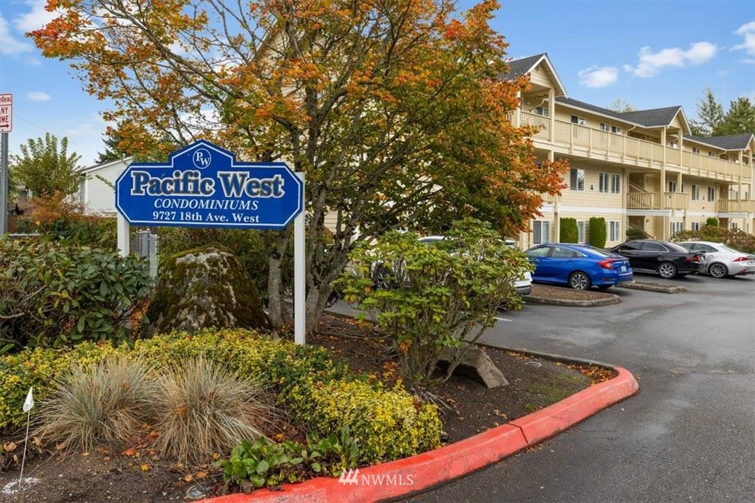 9727 18th Avenue W #A204, Everett, WA 98204 - #: 1846812