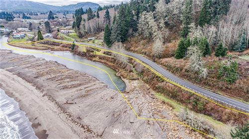 Photo of 16401 HWY 112, Clallam Bay, WA 98326 (MLS # 1713813)