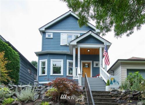 Photo of 1941 6th Avenue W, Seattle, WA 98119 (MLS # 1808815)