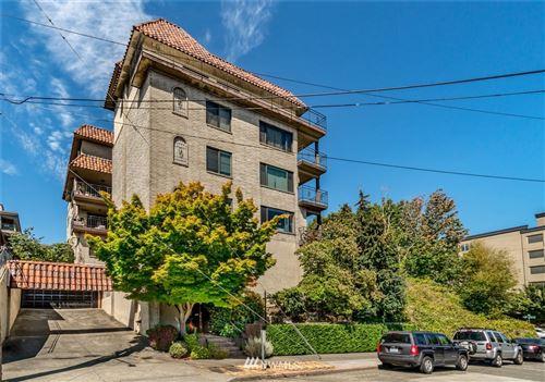 Photo of 610 Aloha Street #302, Seattle, WA 98109 (MLS # 1642816)