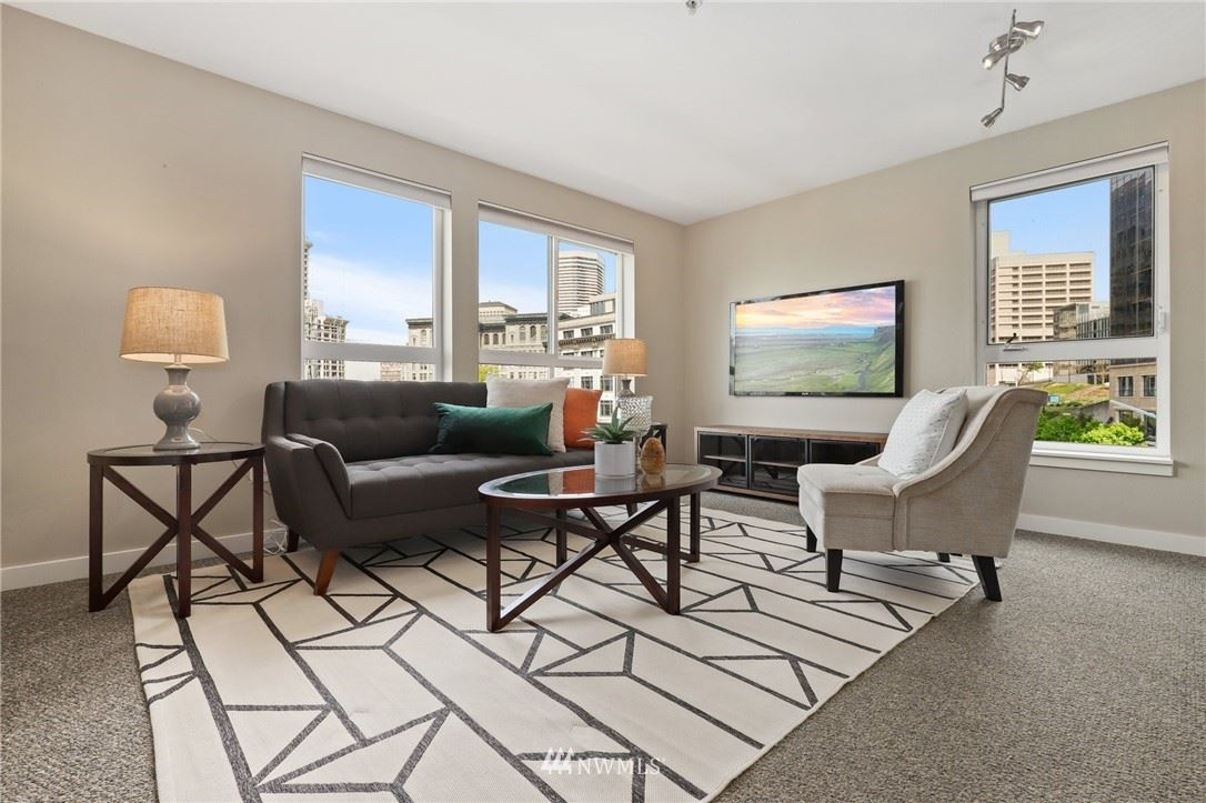 Photo of 108 5th Avenue S #601, Seattle, WA 98104 (MLS # 1768817)