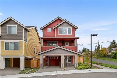 Photo of 6732 34th Avenue SW, Seattle, WA 98126 (MLS # 1848820)