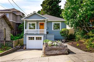 Photo of 3709 Sunnyside Ave N, Seattle, WA 98103 (MLS # 1521823)