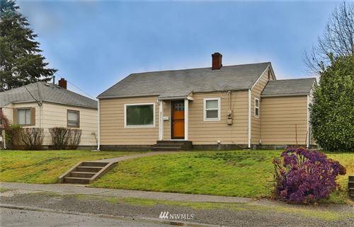 Photo of 3829 S Wilkeson Street, Tacoma, WA 98418 (MLS # 1714823)
