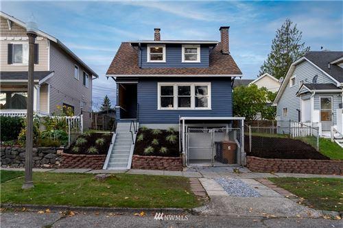 Photo of 806 S Grant Avenue, Tacoma, WA 98405 (MLS # 1854823)