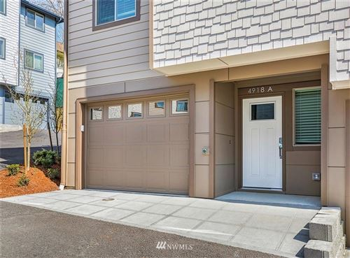 Photo of 4918 S Willow Street #A, Seattle, WA 98118 (MLS # 1736824)