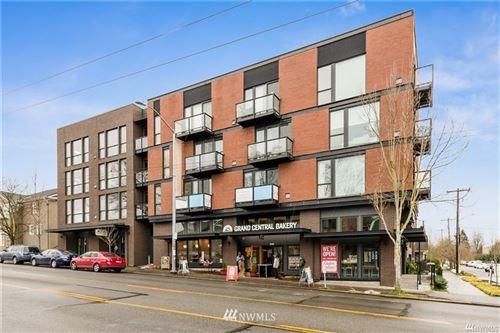 Photo of 1601 N 45th Street #G14, Seattle, WA 98103 (MLS # 1808827)