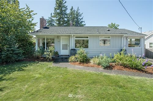 Photo of 9837 42nd Avenue SW, Seattle, WA 98136 (MLS # 1816827)