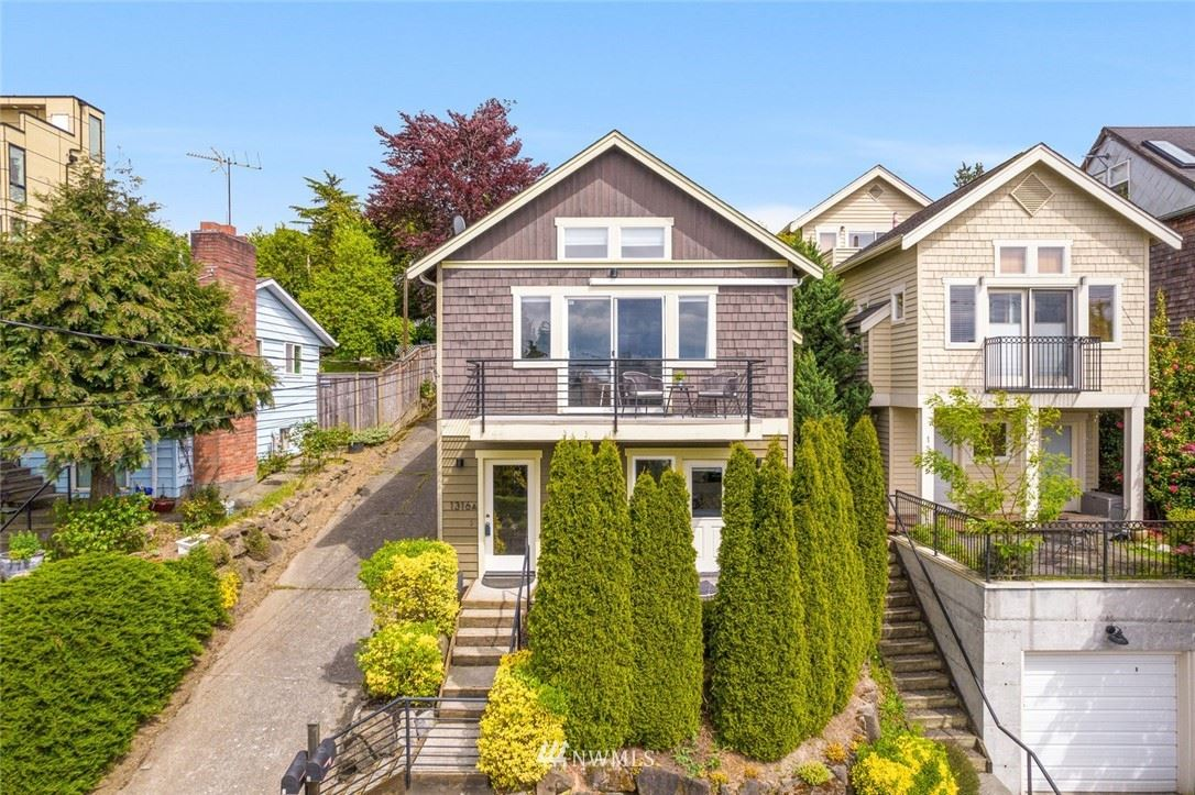 Photo of 1316 30th Avenue S #A, Seattle, WA 98144 (MLS # 1754829)