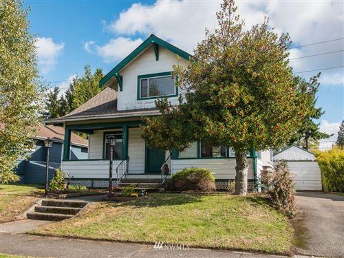Photo of 3721 S Ainsworth Avenue, Tacoma, WA 98418 (MLS # 1852833)