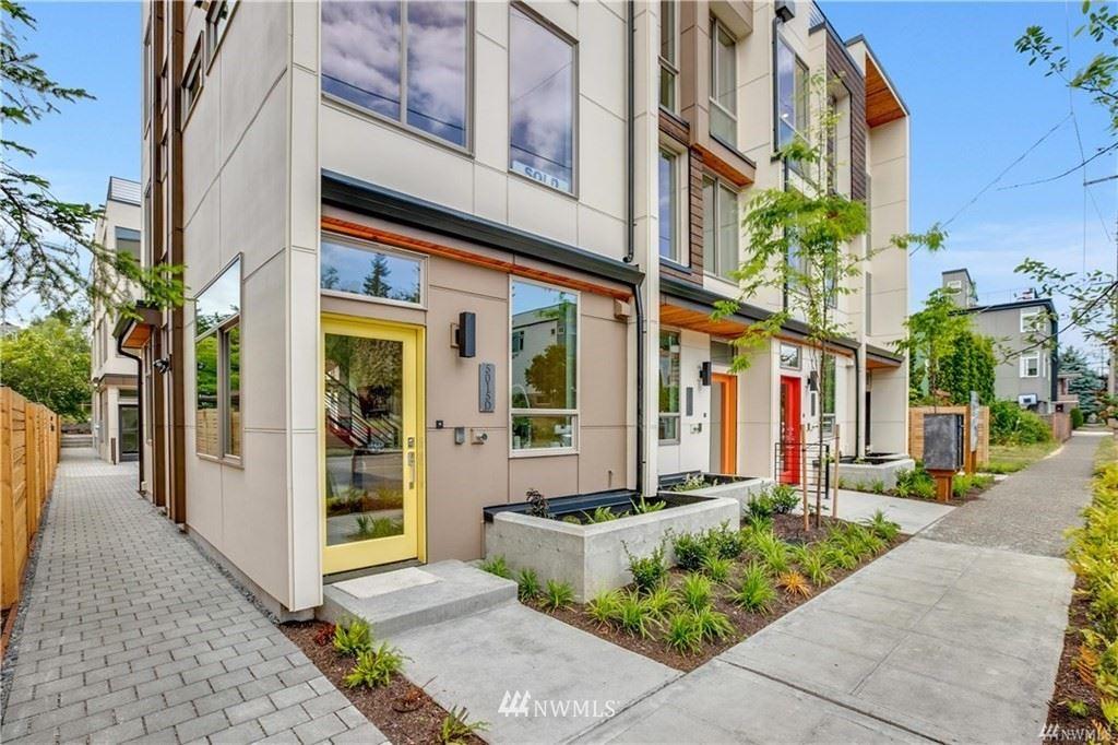 Photo of 5015 Fauntleroy Way SW #D, Seattle, WA 98136 (MLS # 1788833)