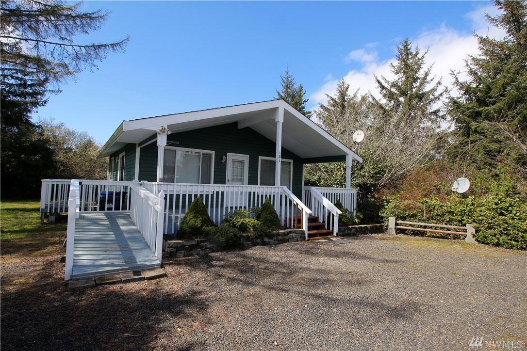 Photo for 181 Point Brown Ave NW, Ocean Shores, WA 98569 (MLS # 1585836)