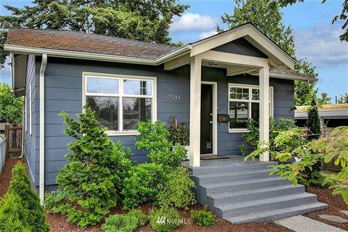 Photo of 7544 31st Avenue SW, Seattle, WA 98126 (MLS # 1659838)