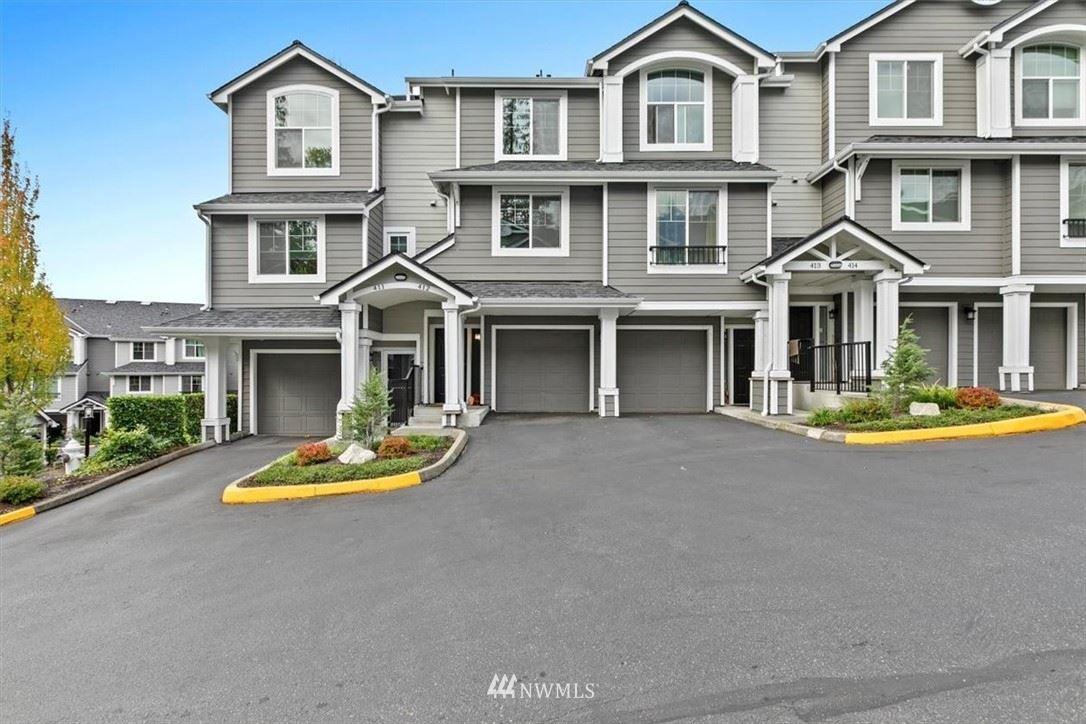 Photo of 16125 Juanita Woodinville Way NE #412, Bothell, WA 98011 (MLS # 1854841)