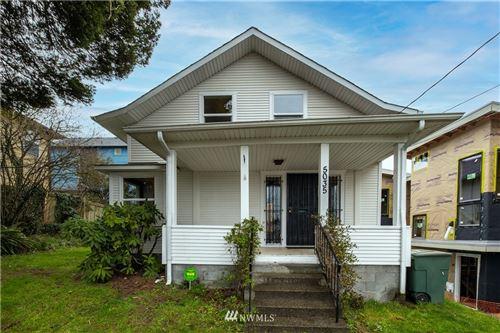 Photo of 5035 35th Avenue S, Seattle, WA 98118 (MLS # 1738843)