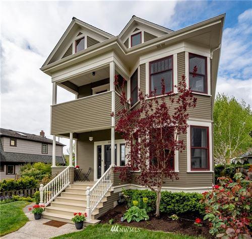 Photo of 1527 3rd Avenue W, Seattle, WA 98119 (MLS # 1766843)