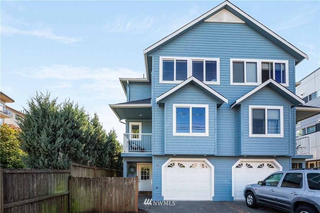 9039 Mary Avenue NW #A, Seattle, WA 98117 - #: 1816844