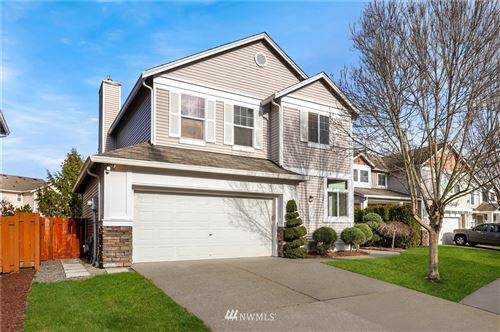 Photo of 4514 S 221st Street #33, Kent, WA 98032 (MLS # 1715845)