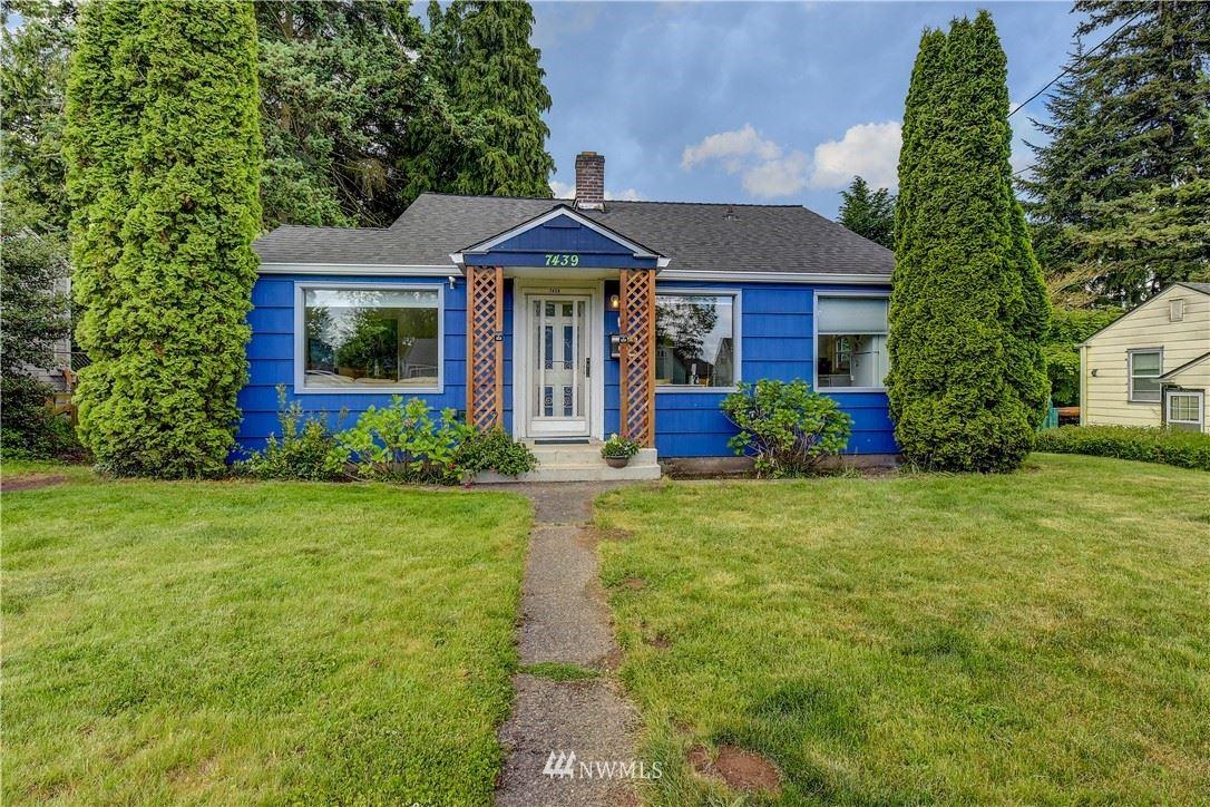 Photo of 7439 S 116th Place, Seattle, WA 98178 (MLS # 1776845)