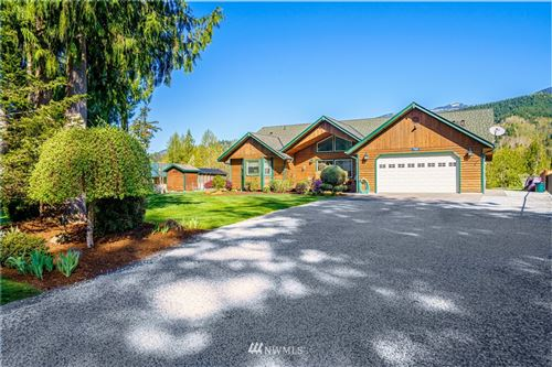 Photo of 7555 Pressentin Ranch Drive, Concrete, WA 98237 (MLS # 1760846)