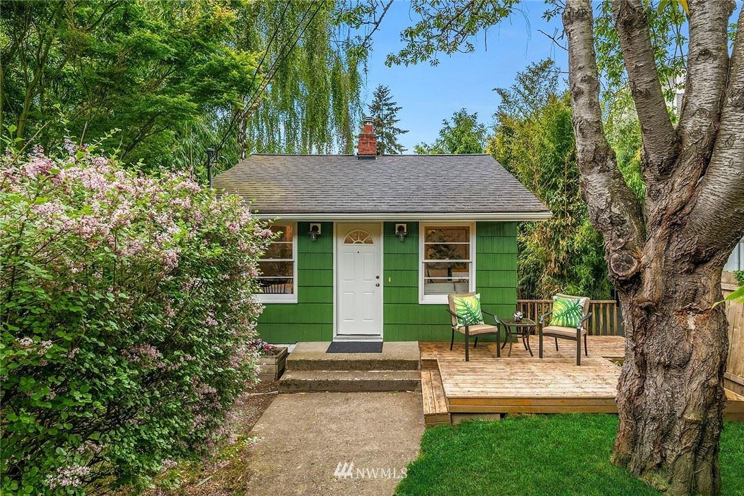 Photo of 9741 Densmore Avenue N, Seattle, WA 98103 (MLS # 1783846)