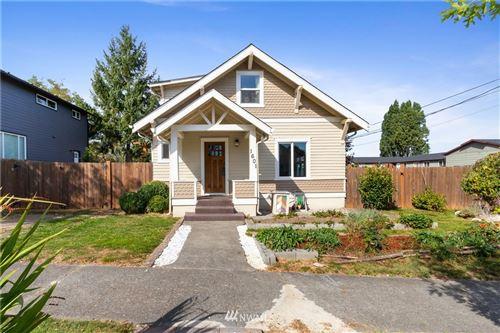 Photo of 1601 35th Street S, Tacoma, WA 98418 (MLS # 1838847)