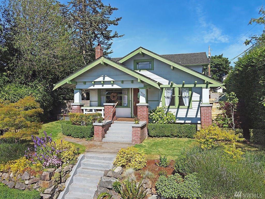 1007 S Adams St, Tacoma, WA 98405 - MLS#: 1627847