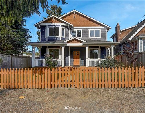 Photo of 8558 16th Avenue NW, Seattle, WA 98117 (MLS # 1813848)
