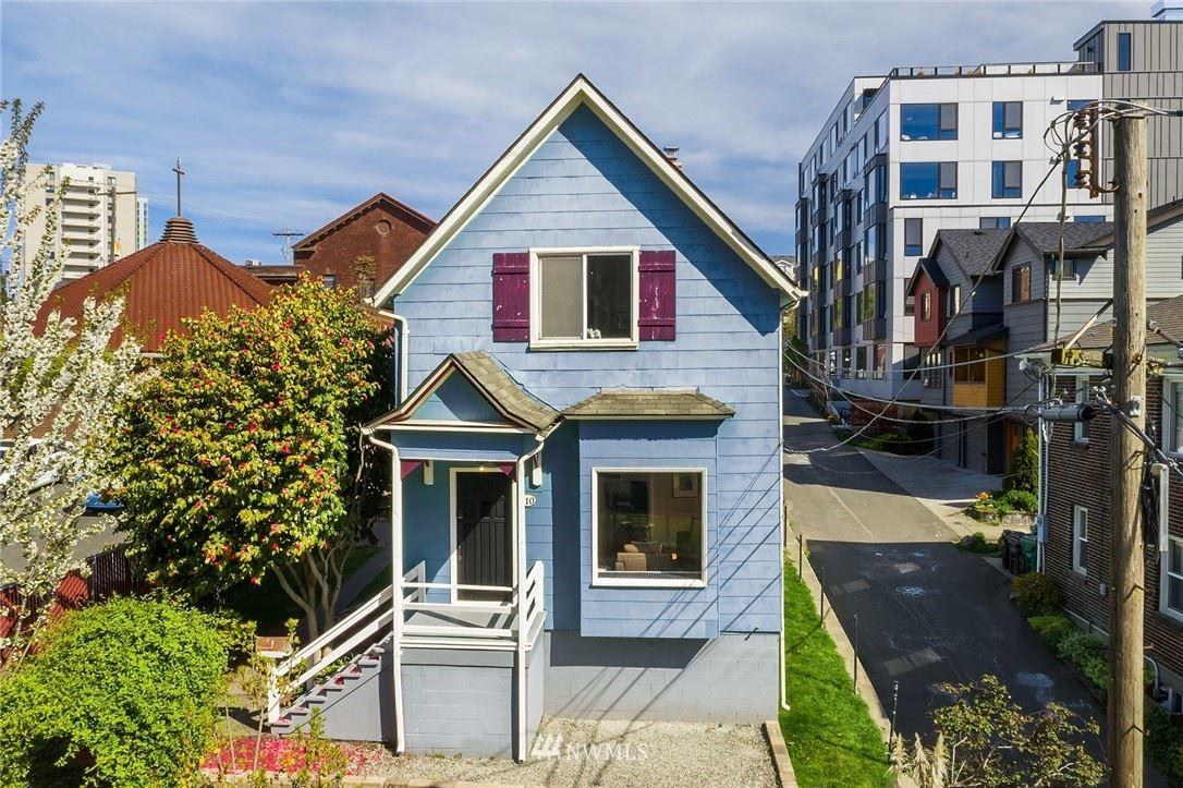910 E Fir St, Seattle, WA 98122 - MLS#: 1594848