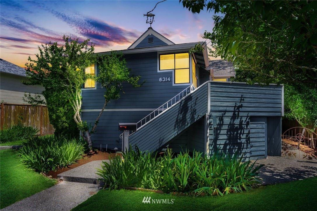 Photo of 6314 46th Avenue SW, Seattle, WA 98136 (MLS # 1786849)
