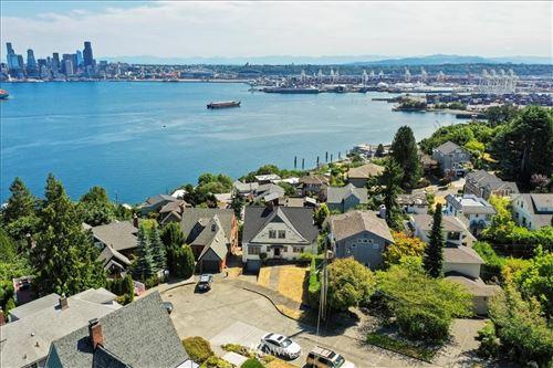 Photo of 1706 41st Avenue SW, Seattle, WA 98116 (MLS # 1814850)