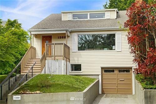 Photo of 1268 NE 69th Street, Seattle, WA 98115 (MLS # 1769851)