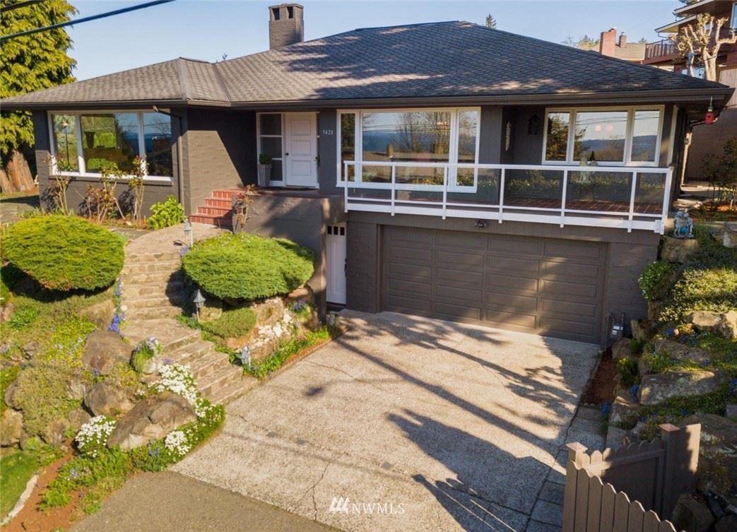 Photo of 9420 Whitney Place NW, Seattle, WA 98117 (MLS # 1756851)
