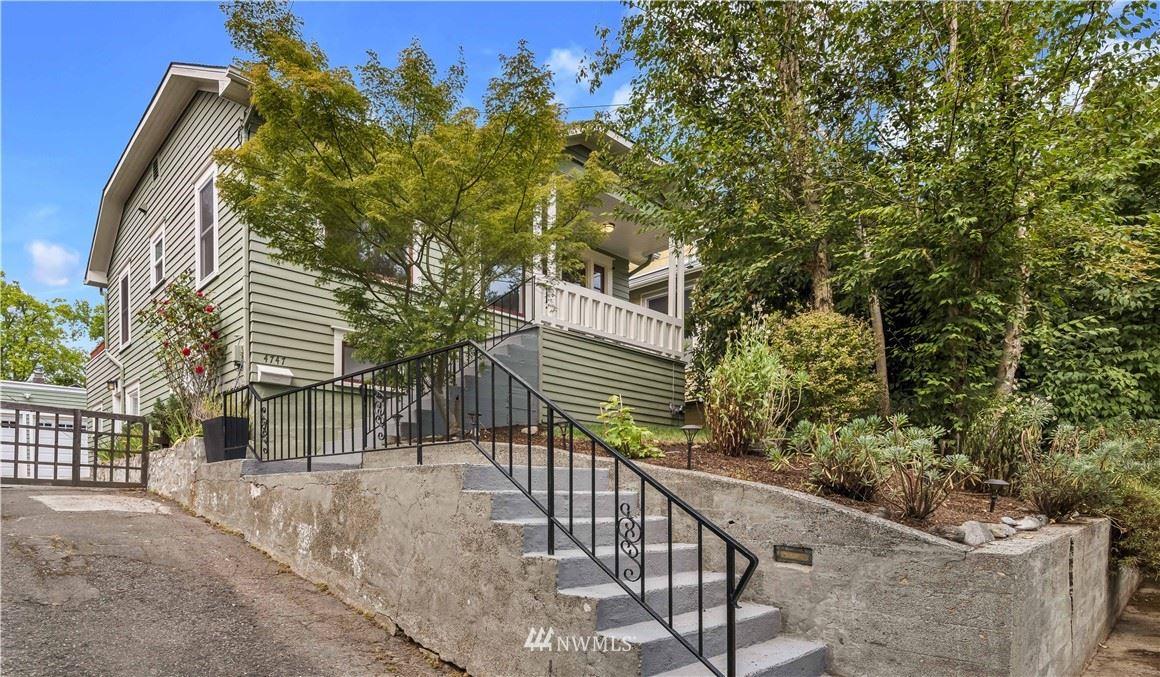 4747 Thackeray Place NE, Seattle, WA 98105 - #: 1817851
