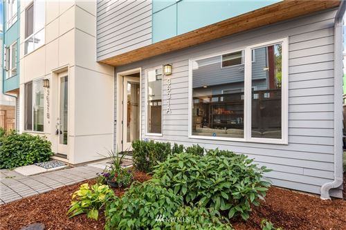 Photo of 3631 Courtland Place S #A, Seattle, WA 98144 (MLS # 1662856)