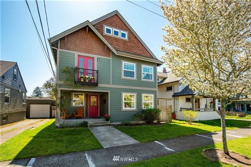 Photo of 631 NW 50th Street, Seattle, WA 98107 (MLS # 1757857)