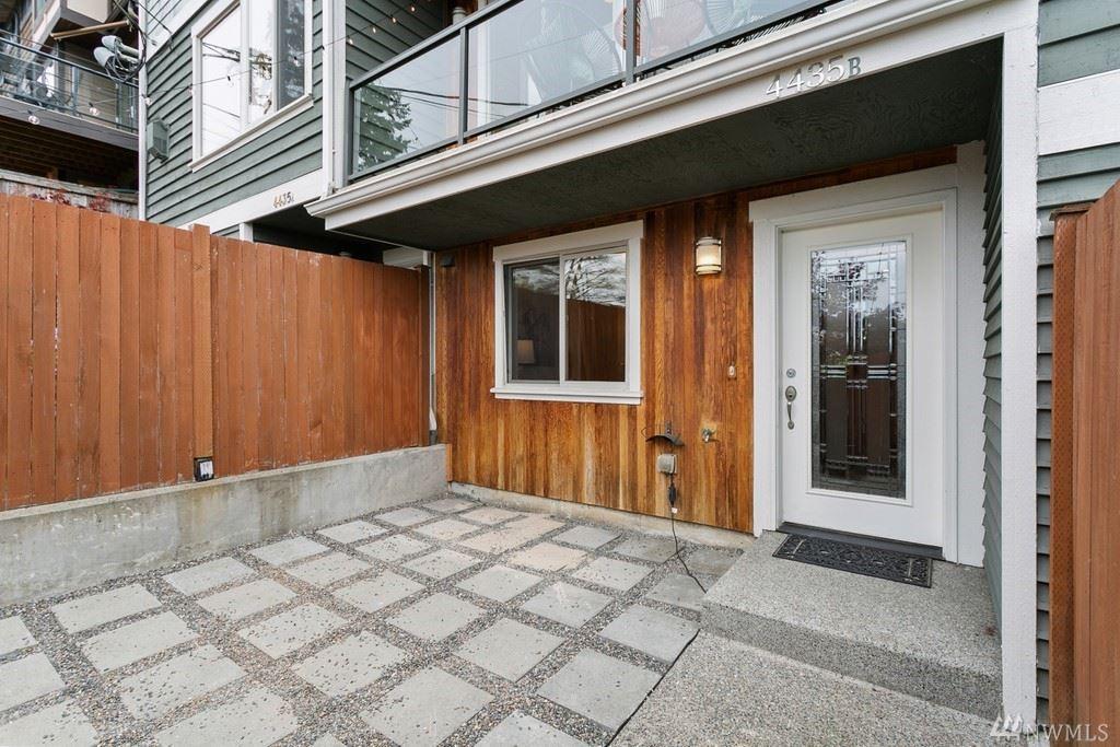 4435 44th Ave SW #B, Seattle, WA 98116 - MLS#: 1635857