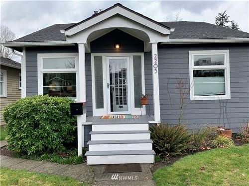Photo of 2205 44th Avenue SW, Seattle, WA 98116 (MLS # 1738858)