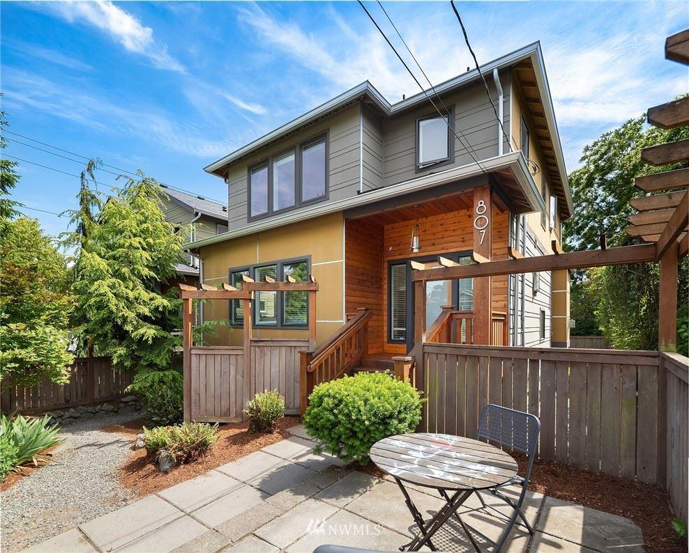 Photo of 807 NW 88th Street, Seattle, WA 98117 (MLS # 1779859)