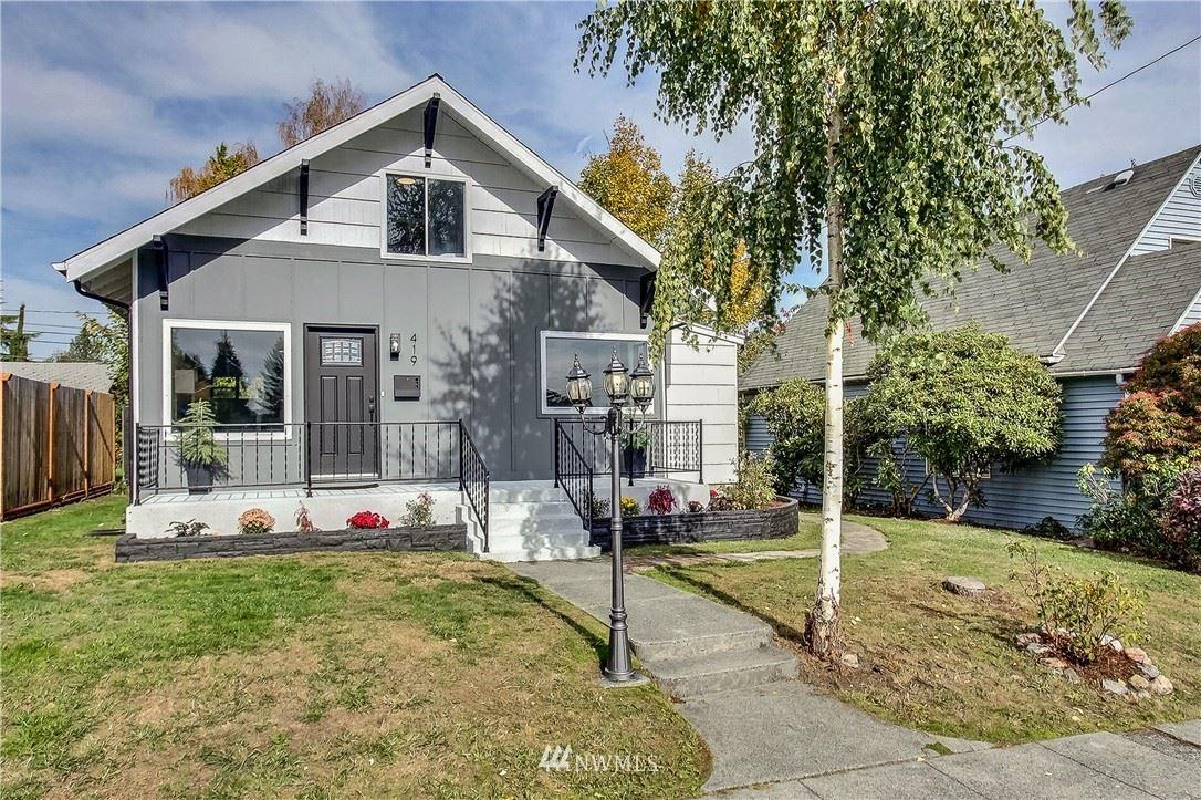 Photo of 419 S 59th Street, Tacoma, WA 98408 (MLS # 1854859)