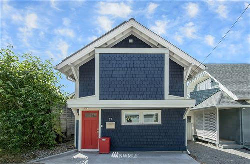 Photo of 17 W McGraw Street, Seattle, WA 98119 (MLS # 1785860)