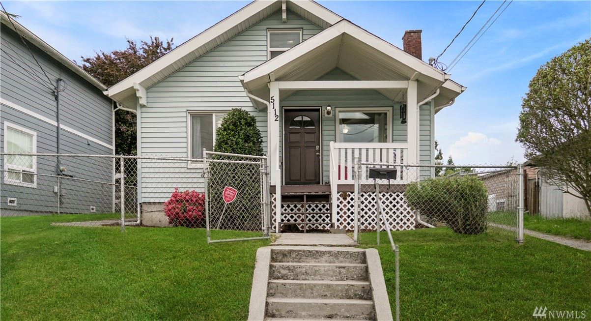 5112 S Cushman Ave, Tacoma, WA 98408 - MLS#: 1605860