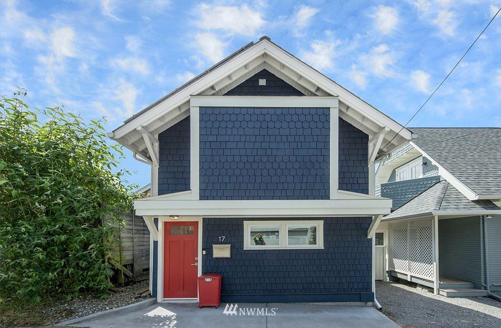 17 W McGraw Street, Seattle, WA 98119 - #: 1785860