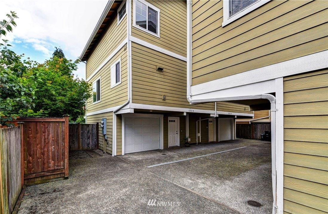 Photo of 1212 N 85th Street #A, Seattle, WA 98103 (MLS # 1791861)