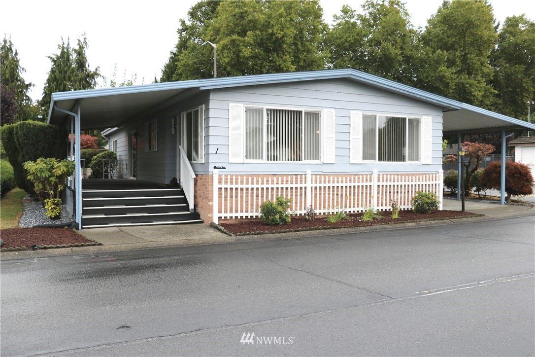 1402 22nd Street NE #1, Auburn, WA 98002 - MLS#: 1845862
