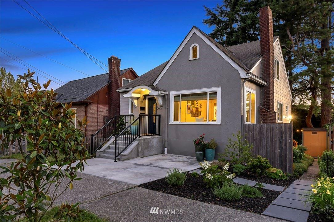 Photo of 3437 16th Avenue S, Seattle, WA 98144 (MLS # 1795864)